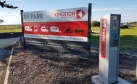 Kingston SE RV Park-first ticket machine we've encountered