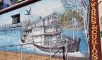 Mannum mural