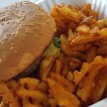 Wauchope-Hastings Hotel Bago Burger!!!