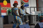 African Drummers Jahbutu band