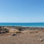 View to free camp area Yarrawonga PR