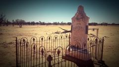 Richard Magoffins grave
