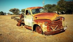 Yaraka-old Chevrolet